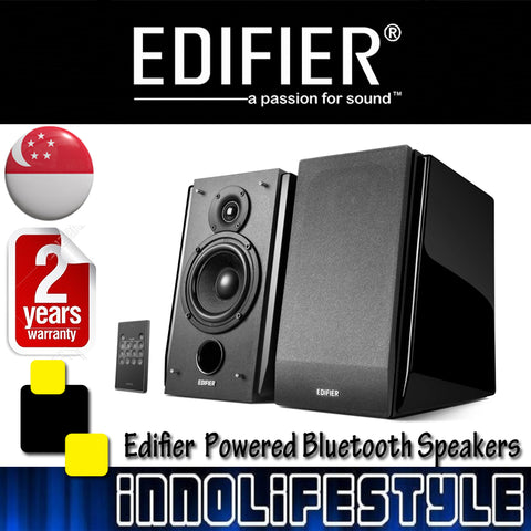 ★GSS Sales★ Edifier R1850DB 70w RMS Powered Bluetooth Bookshelf Speakers ★2 Years Warranty★