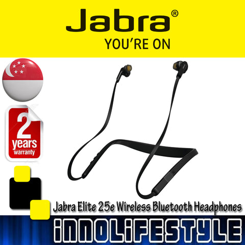 Jabra Elite 25e Wireless Bluetooth Headphones ★2 Years Local Warranty★