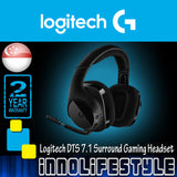 Logitech G533 DTS 7.1 Surround Gaming Headset ★2 Years Warranty★