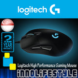 Logitech G403 Prodigy High Performance Wired Gaming Mouse ★2 Years Warranty★