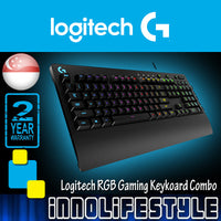 Logitech G213 Prodigy RGB Gaming Keyboard ★2 Years Warranty★