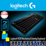 Logitech G810 Orion Spectrum RGB Mechanical Gaming Keyboard ★2 Years Warranty★