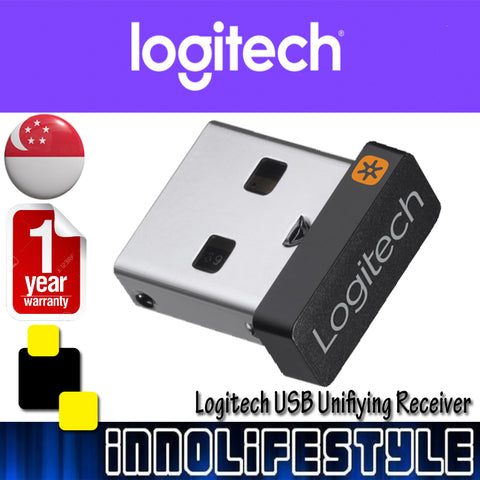 Logitech USB Unifying Receiver - Up to 6 Devices ★1 Year Warranty★