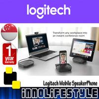 Logitech P710e Mobile Speakerphone with Enterprise-Quality Audio ★1 Year Warranty★
