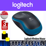 Logitech M185 Wireless Mouse ★3 Years Warranty★
