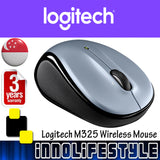 Logitech M325 Wireless Mouse with Unifying Receiver ★3 Years Warranty★