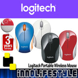 Logitech M187 Ultra Portable Wireless Mouse ★ 3 Years Warranty★