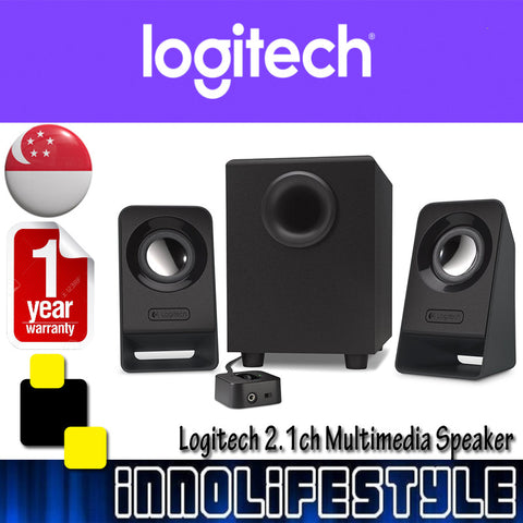 Logitech Z213 2.1ch Multimedia Speaker with Subwoofer ★1 Year Warranty★