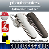 Plantronics Explorer 500 Wireless Bluetooth Headset ★2 Years Local Warranty★