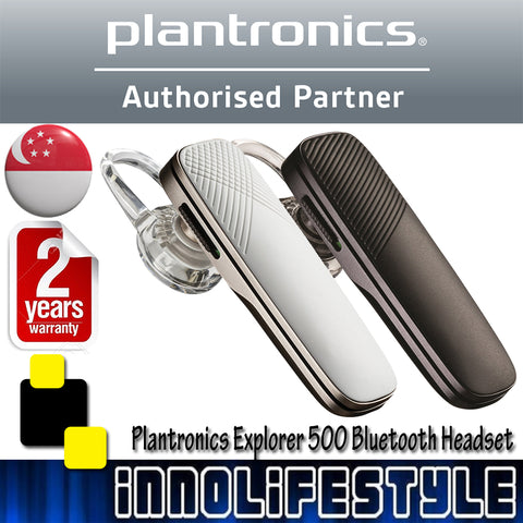 Plantronics Explorer 500 Wireless Bluetooth Headset