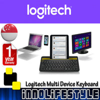 Logitech Multi Device Bluetooth Keyboard ★1 Year Warranty★