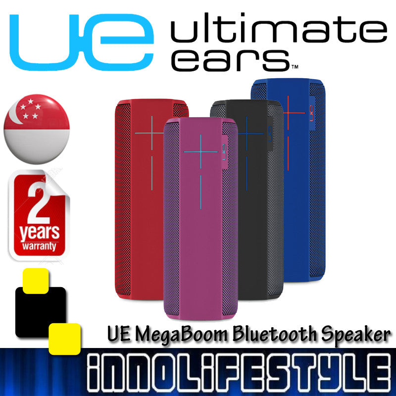 UE Ultimate Ears MegaBoom Lifeproof Bluetooth Speakers ★2 Years Warranty★