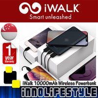 iWalk Chic Air UBC10000A 10000mAh Wireless Fast Charge Powerbank  ★1 Year Warranty★
