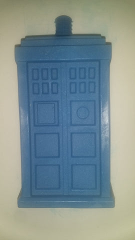 Blue Dr. Who Tardis