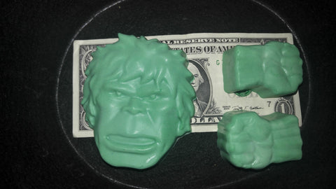 Kid Soaps: Hulk set