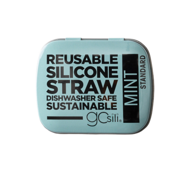 go silli reusable silicone straw