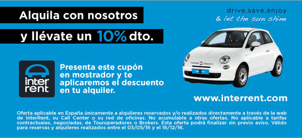 Voucher Inter Rent
