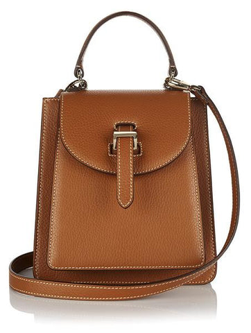 Meli Melo Floriana Mini Bag-Tan