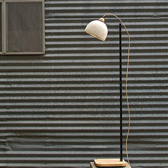 MushLume Cup Light Floor Lamp