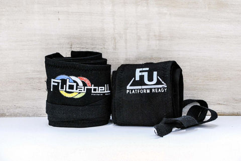 FuBarbell Power Wrist Wraps