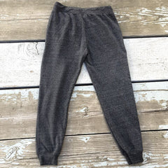 Men's Fleece Joggers (back view)