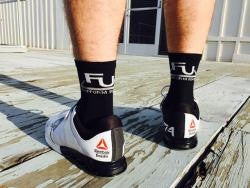 FuBarbell Weightlifting Socks