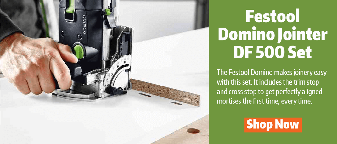 Festool Domino Jointer Set