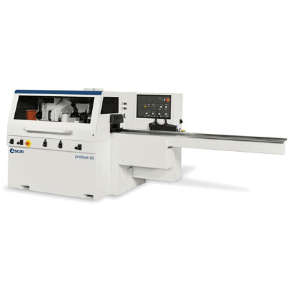 Throughfeed Moulder