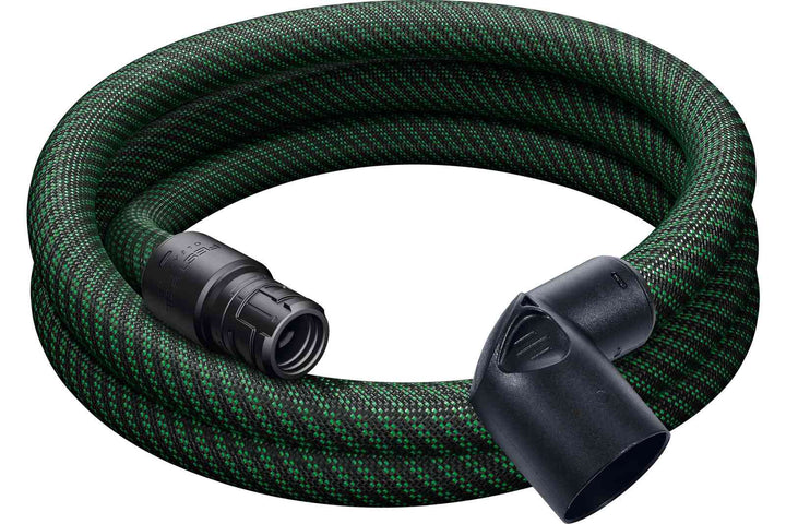 Festool Suction hose D 27/32x3,5m-AS-90°/CT
