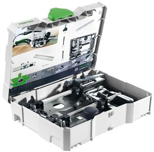 LR 32 Hole Drilling Set In Systainer - Festool - OakTree Supplies