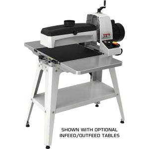 JET 18-36 Drum Sander with Optional Infeed OutFeed Tables