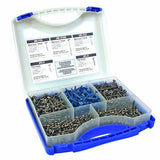 Kreg SK03 Pocket-Hole Screw Kit in 5 Sizes - Kreg - OakTree Supplies