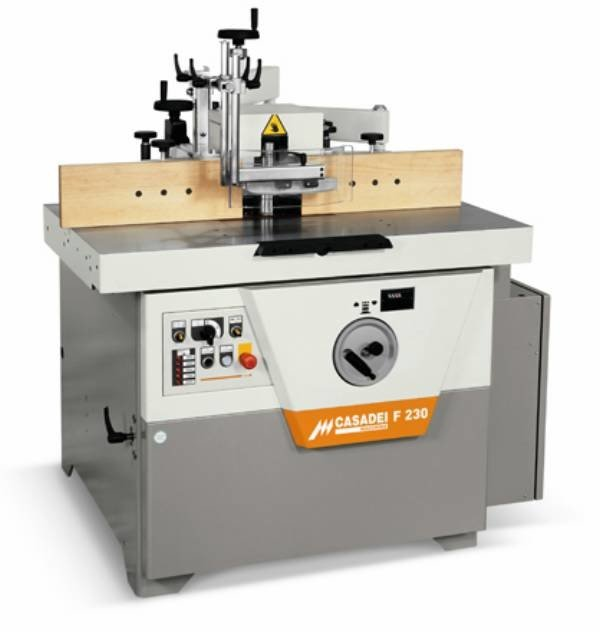 Casadei Fixed Spindle F 230 Shaper