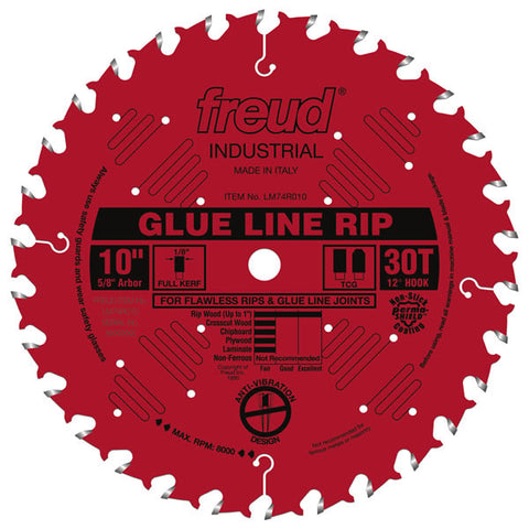 Glue Line Ripping Blade - Freud - OakTree Supplies