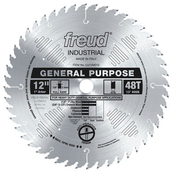 Freud General Purpose Blade