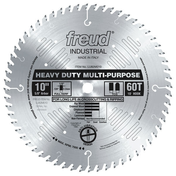 Heavy Duty Multi-Purpose Blade
