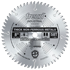 Thick Non-Ferrous Metal Blade - Freud - OakTree Supplies