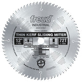 Thin Kerf Sliding Compound Miter Saw Blade - Freud - OakTree Supplies