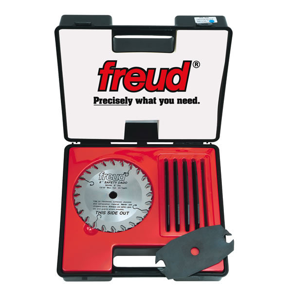 Safety Dado Sets - Freud - OakTree Supplies