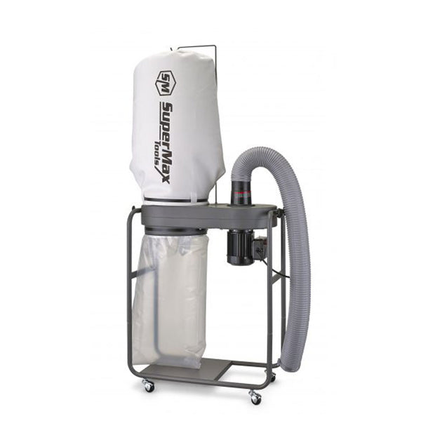 SuperMax 1 HP Dust Collector