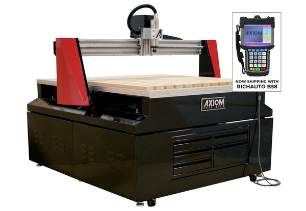Axiom AR16 Elite 4'x4' CNC Router