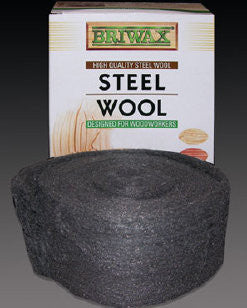 Briwax Steel Wool