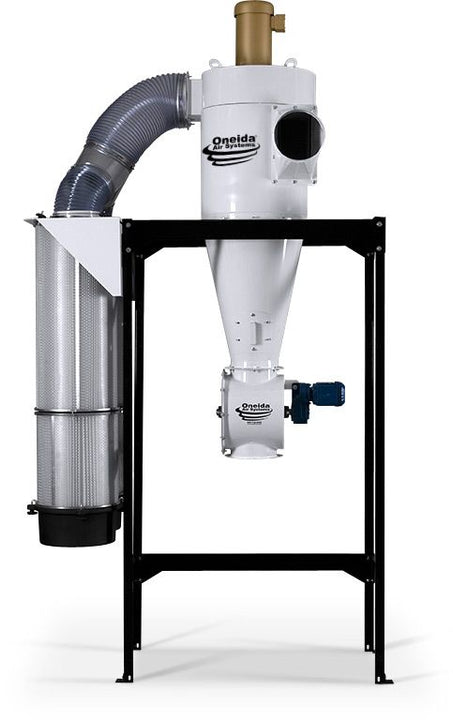 Oneida 7.5hp Direct Drive Cyclone Dust Collector