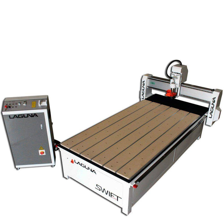 Laguna Swift 5' x 10' 3HP CNC Router - Non-Vacuum