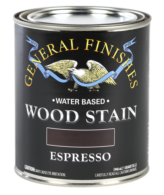 General Finishes Water-Based Wood Stain