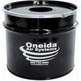 Super Dust Deputy® 17 Gal. Steel Drum Kit - Oneida - OakTree Supplies