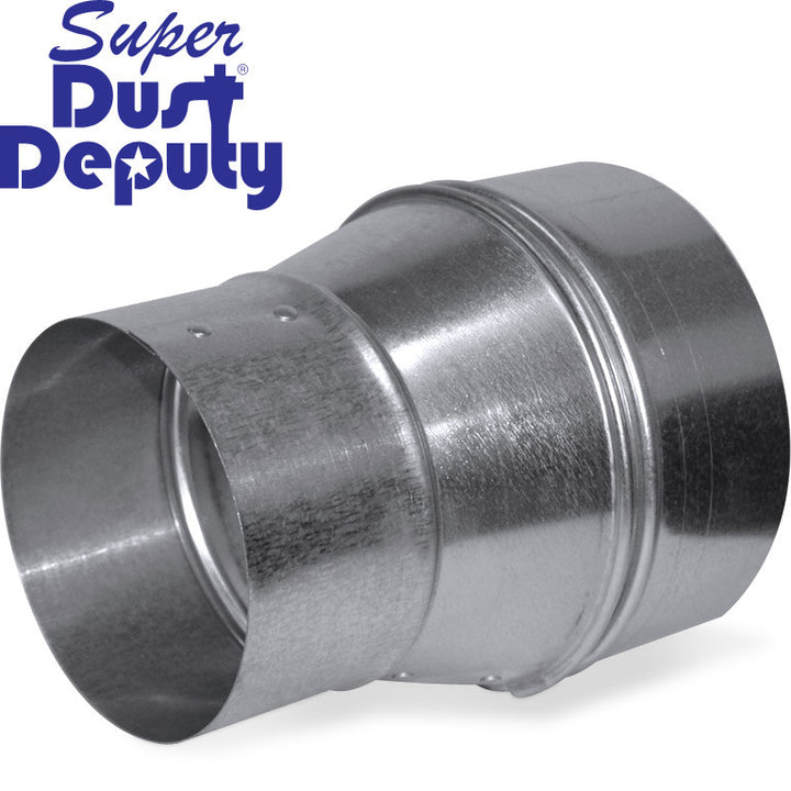 "6"" - 4"" Reducer for Molded Super Dust Deputy®"