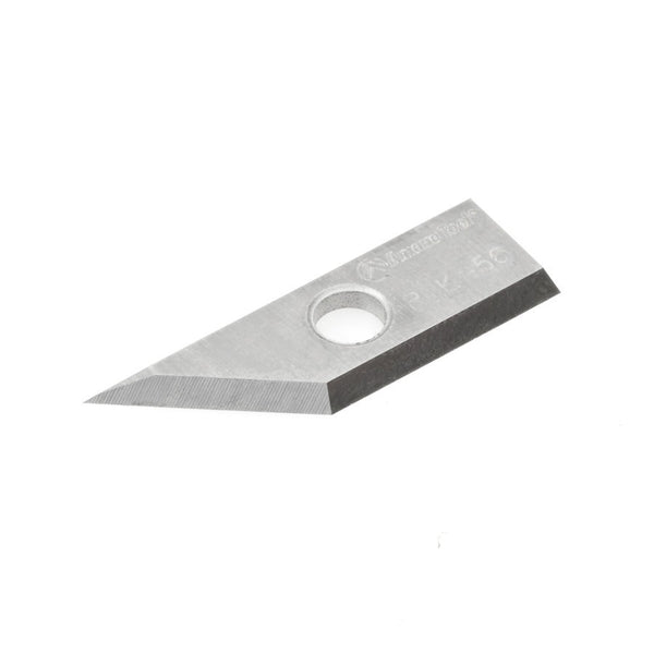Amana Solid Carbide V Groove Insert Knife