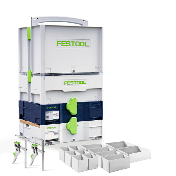 Festool Systainer Installer's Set - Limited Edition!