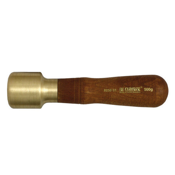 Narex Brass Carving Mallet - Narex - OakTree Supplies